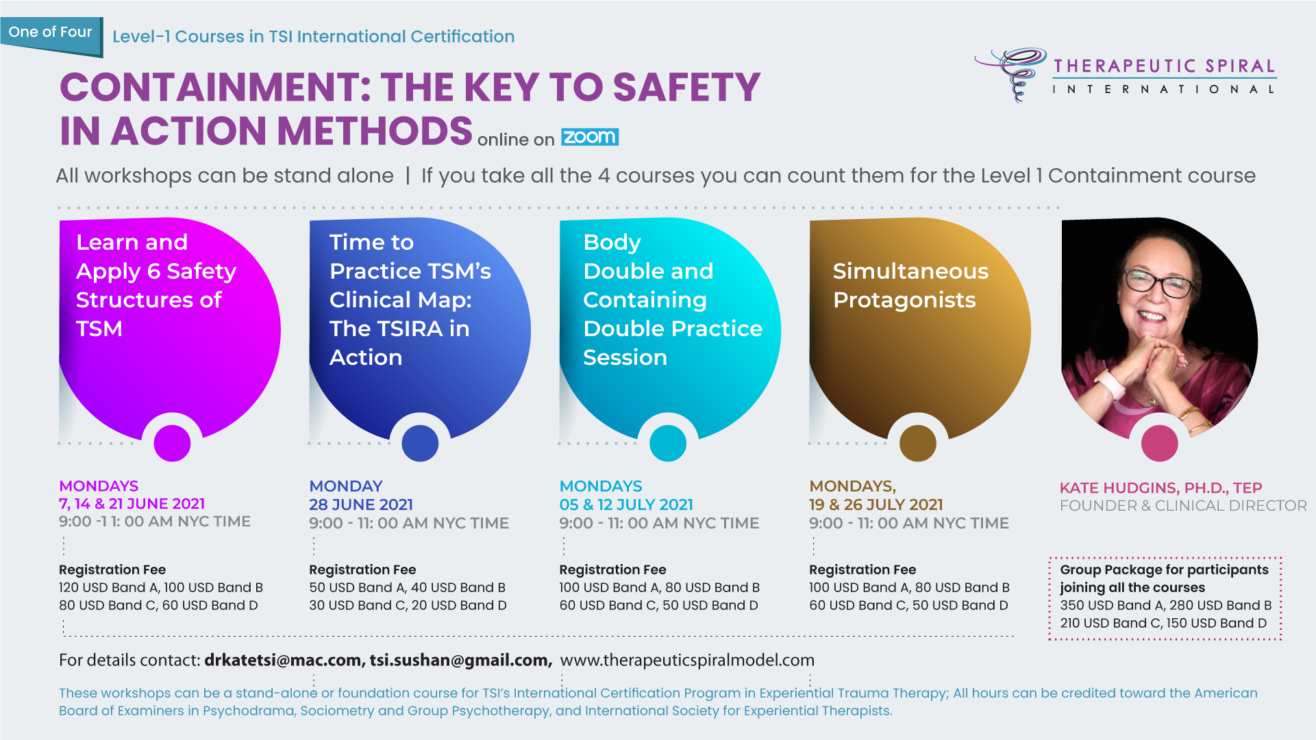 Containment, the Key to Safety with Action Methods