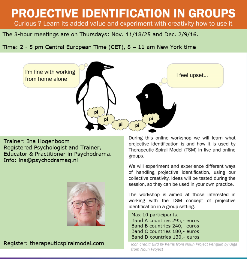 Projective Identification in Groups